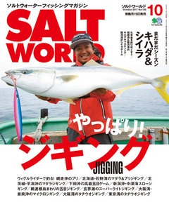 SALT WORLD 2017年10月號 Vol.126 【日文版】