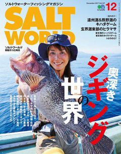 SALT WORLD 2017年12月號 Vol.127 【日文版】