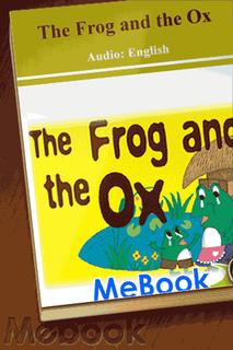 伊索寓言:青蛙與牛(英文發音)-myBook